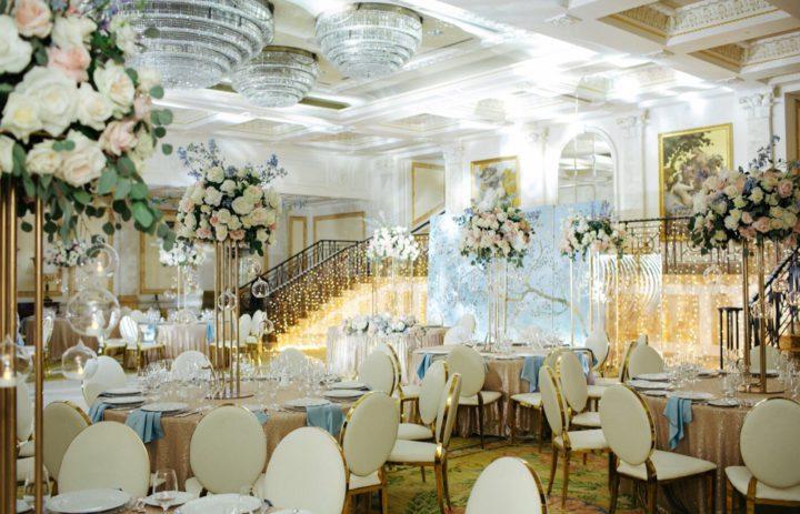 красивый свет на свадьбу